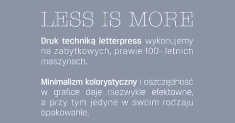 Druk techniką letterpress